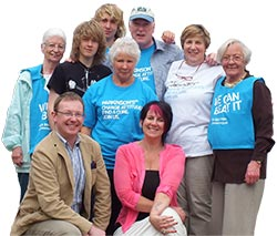 Fundraisers for the Parkinson's UK