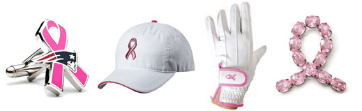 Breast Cancer Awareness Ribbons