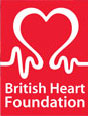 Logo of the British Heart Foundation
