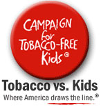 Logo of the Campaign for Tobacco-Free Kids
