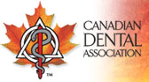Logo of the Canadian Dental Association