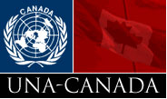 Logo of the United Nations Association in Canad