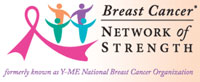 Logo of the Breast Cancer Network of Strength